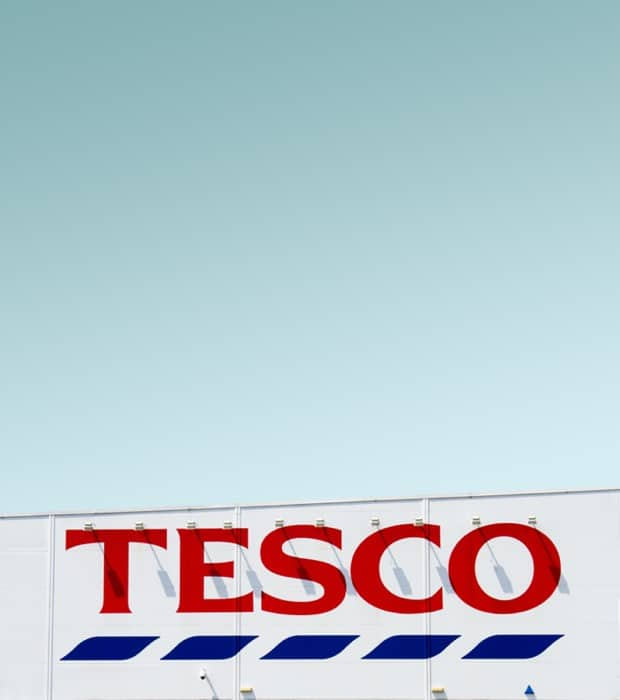 tesco supermarkety